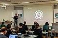 Wikidata goes Library Vienna WMAT 2019 09.jpg