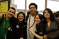 Wikimania 2009 - Amigos.jpg