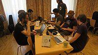 Wikimedia Hackathon 2017 IMG 4308 (34715790336).jpg