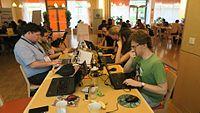 Wikimedia Hackathon 2017 IMG 4577 (34745777636).jpg