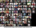 Wikimedia Movement Strategy Global Conversations Group Photo 22-11-2020.jpg