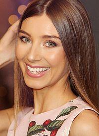 Wikipedia, Katie Larmour, Northern Irish TV Presenter and Model - cropped.jpg