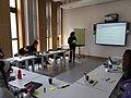 Wikipedian in Residence Erfgoed Gelderland organising activities & communication session 1.jpg
