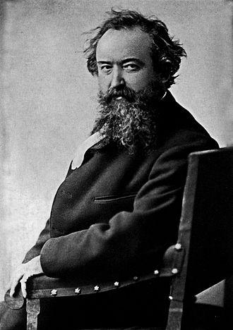 Wilhelm Busch - Wilhelm Busch, ca. 1882