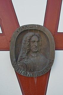William Henry, Prince of Nassau-Usingen Prince of Nassau-Usingen (1702–1718)