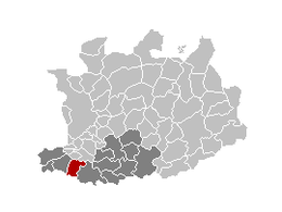 Willebroek – Mappa