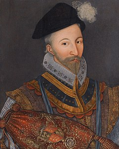 William Howard (circa 1510-1573), 1st Baron Howard of Howard of Effingham, English School of the 16th century.jpg