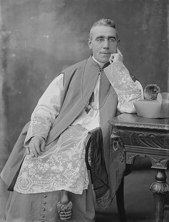 William MacNeely - Image: William Mac Neely, Bishop of the Diocese of Raphoe October 24, 1931