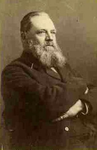 William Randell - Randell in 1880.