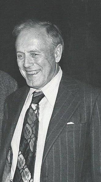 William T. R. Fox - Image: William T R Fox c 1984