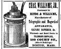 Williams CourtSt BostonDirectory 1868.png