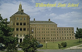 Willowbrook State School Former state-supported institution for intellectually disabled children in Staten Island, New York