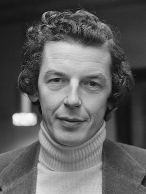 Wim Kok - Wim Kok as Trade union leader in 1972