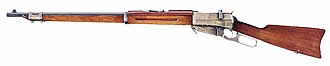 Winchester Model 1895 - Image: Winchester M1895