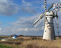 Wind pump, Norfolk Broads.jpg