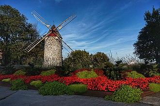 Pointe-aux-Trembles - Windmill in Pointe-aux-Trembles