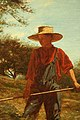 Winslow Homer - Haymaking (1864) detail 01.jpg