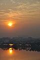 Winter Solstice Sunset - Kolkata 2011-12-22 7695.JPG