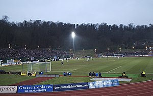 Withdean Stadium - Image: Withdean