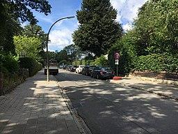 Witts Park in Hamburg