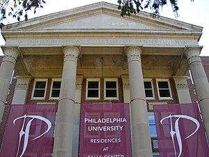 Philadelphia University - Woman's Medical College of Pennsylvania