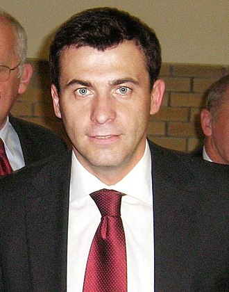 2005 Polish parliamentary election - Image: Wojciech olejniczak