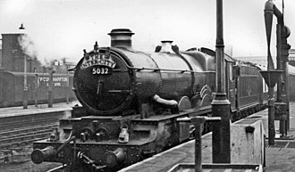 Wolverhampton Low Level railway station - The 'Inter-City' arrives in 1958