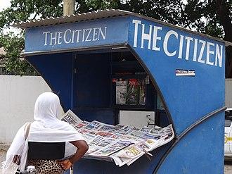 Mwananchi Communications - Newsstand