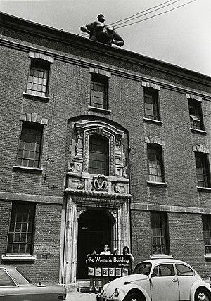 Woman's Building - Woman's Building, c. 1978
