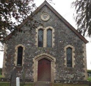 Thornbury, Devon - Woodacott Methodist Chapel