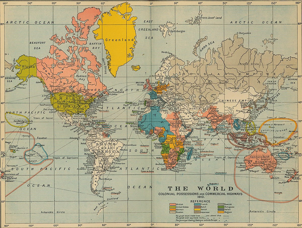 List of countries by population in 1907  Wikipedia