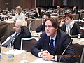 World Clean Energy Conference 2016 25th Anniversary - Nicolas Chauvin (Switzerland) Prof. Francesco Celani (Italy) .jpg