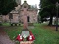 Wrenbury War Memorial - geograph.org.uk - 653686.jpg