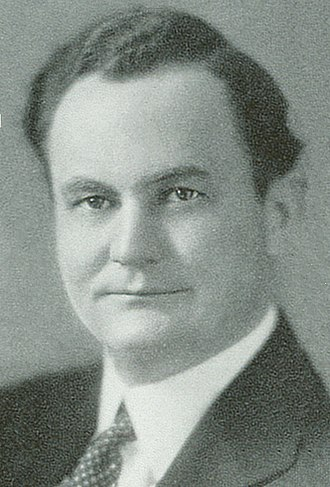 Wright Patman - Patman as depicted in the Pictorial Directory of the 74th Congress