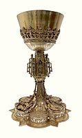 Wrocław Gothic chalice with Saints.jpg
