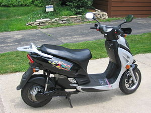 XM3000 X-Treme scooters