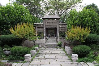 Great Mosque of Xian mosque in China
