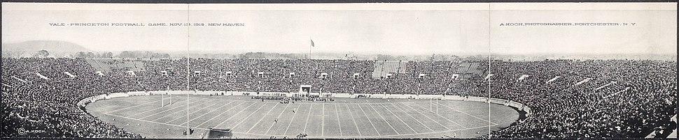 Yale Bowl - 1915