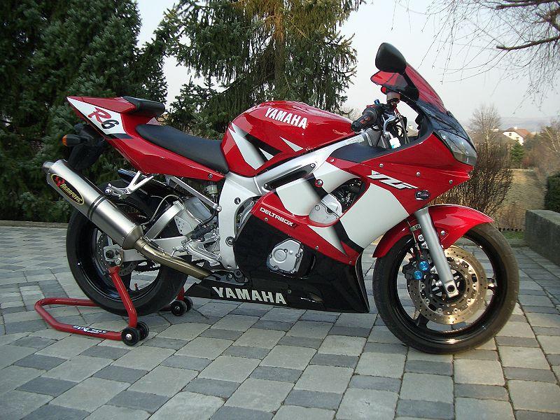 Yamaha Xj Exhaust System