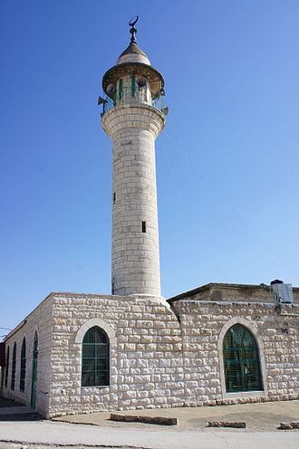 Yatta, Hebron - Mosque in Yatta