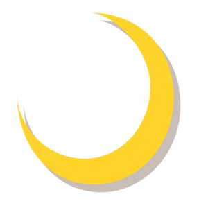 Civil decorations of Pakistan - Image: Yellow Crescent, Symbol of Islam