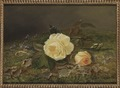 Yellow Roses (Frants Diderik Böe) - Nationalmuseum - 23905.tif