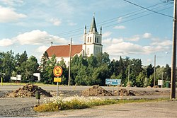 Ylistaro Church Ylistaron kirkko.jpg