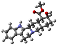 propiedades medicinales de la yohimbina