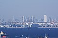 Yokohama Bay Bridge from Kinugasayama 20111230.jpg