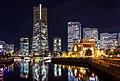 Yokohama Landmark Tower at night 2.jpg
