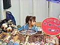 Young Girl at a Crafts Market - Sao Paulo Brazil.jpg