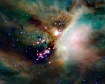 Young stellar objects in the Rho Ophiuchi cloud complex.jpg
