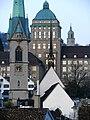 Zürich - Lindenhof - Predigerkirche IMG 1999.jpg