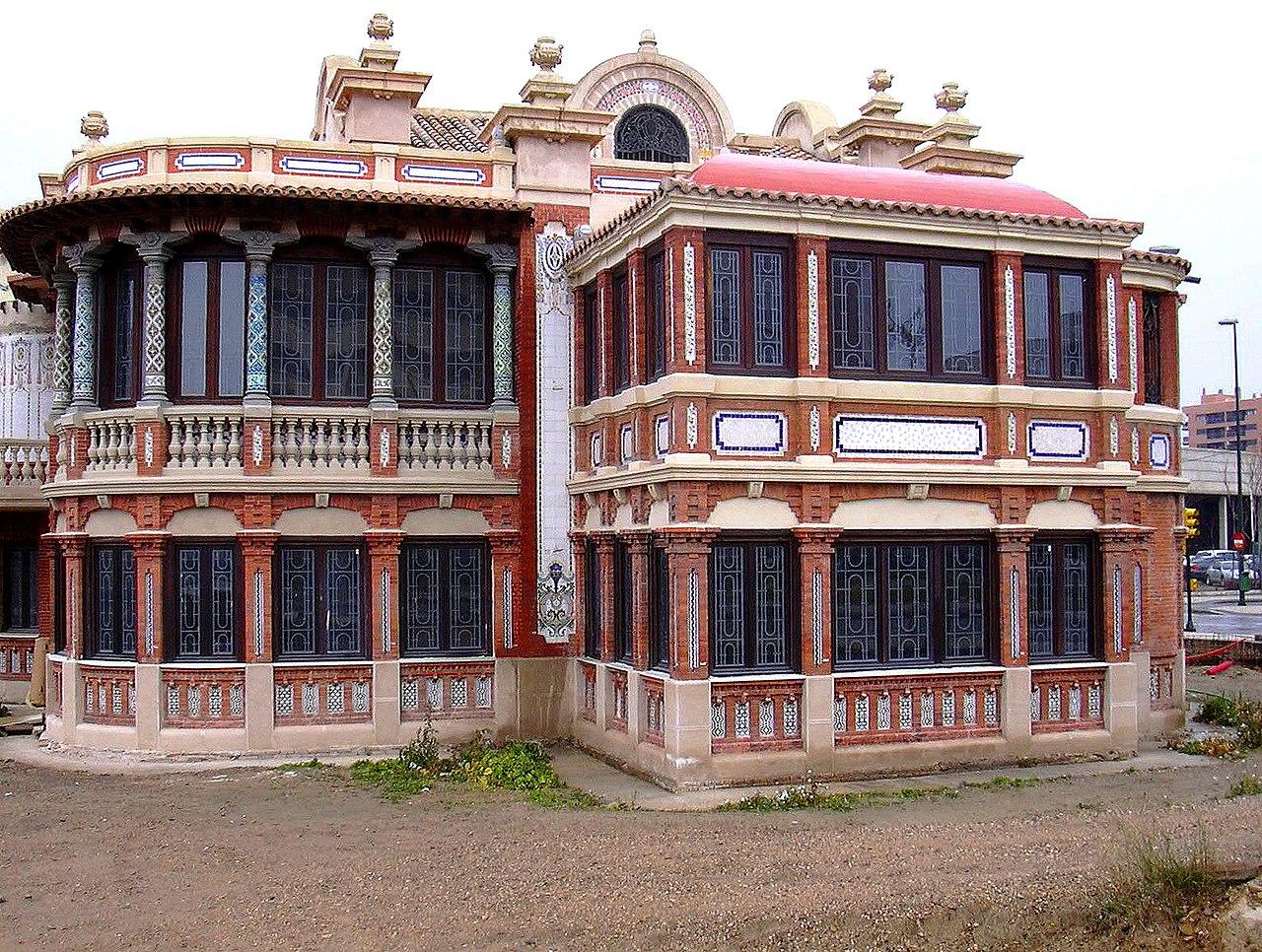 Casa Solans.